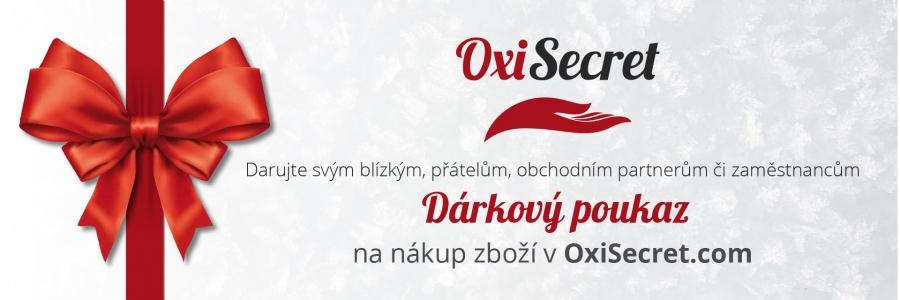 OxiSecret Dárkový poukaz